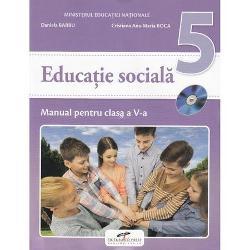 Manual educatie sociala clasa a V a