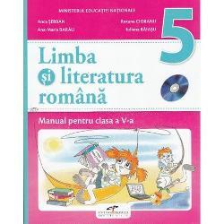 • Manualul de limba si literatura romana pentru clasa a V-a este conceput ca o poveste in jurul a doua personaje Flexi