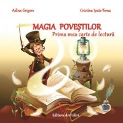 Magia povestilor Prima mea carte