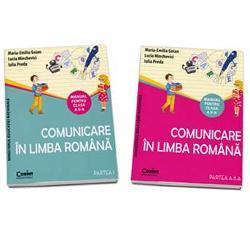 Comunicare in limba romana Manual pentru clasa a II a  CD volumul I si volumul II