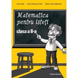 Acest volum va&131; provoaca&131; sa&131; descoperiti matematica Nu este o carte pentru oricine ci doar pentru acei elevi isteti care vor sa&131; rezolve cat mai repede si cat mai bine diferite probleme dificileMerita&131; citita&131; ISBN  978-606-535-495-1 Autor  Lucian Stan Pagini  80
