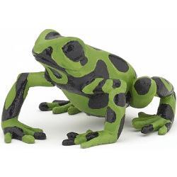 Broasca verde ecuatoriala - Figurina PapoJucariaBroasca verde ecuatorialaeste o figurina pictata manual care aduce produsul foarte aproape de realitate prin cele mai mici detalii realizate cu o acuratete inaltaFigurinaBroasca verde ecuatorialapoate fi o jucarie