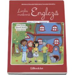 Manualul interactiv Limba Moderna Engleza - Clasa a IV-a - Semestrul I se adreseaza elevilor de clasa a IV-a si profesorilor indrumatori Intuitiv si usor de utilizat manualul vizeaza - imbogatirea vocabularului uzual;- aprofundarea notiunilor de gramatica;span