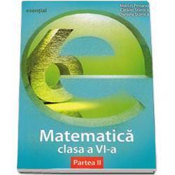 Matematica clasa a VI a partea a II a Esential