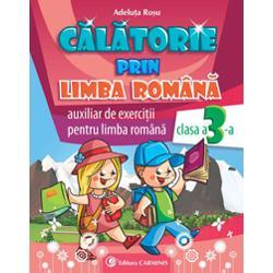 """Cartea de fa&539;&259; este alc&259;tuit&259; dup&259; noua """"Program&259; &537;colar&259; pentru disciplina Limba &351;i literatura român&259;"""" 2014 &537;i se adreseaz&259; atât elevilor din clasa a III-a &537;i înv&259;&539;&259;torilor cât &351;i p&259;rin&539;ilor care vor s&259; le fie al&259;turi copiilor în c&259;l&259;toria prin limba român&259; Original &537;i util prezentul"""