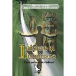 Cartea Initiere si Iluminare il poarta&131; pe cititor intr-o ca&131;la&131;torie de vindecare inspirata&131; din intelepciunea eterna&131; a culturilor indigene si din cele mai recente teorii in neurobiologie Pe parcursul mai multor etape ale acestei ca&131;la&131;torii initiatice ajungem sa&131; intelegem cauzele suferintei noastre si sa&131; inva&131;ta&131;m cum sa&131; ne elibera&131;m de durerea si drama emotiilor noastre nevindecateViata insa&131;si ne invita&131;