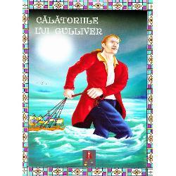 Calatoriile lui Gulliver editura AstroBucurati-va de aceasta poveste frumos ilustrataClasica poveste Calatoriile lui Gulliver este repovestita iar textul este insotit de ilustratii viu colorate