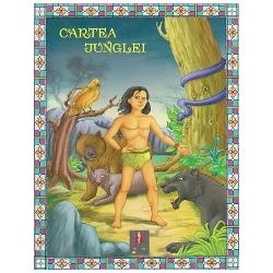 Cartea junglei editura AstroMowgli este un copil care a fost crescut de o familie de lupiBucurati-va de aceasta poveste frumos ilustrataClasica poveste Cartea junglei este repovestita iar textul este insotit de ilustratii viu colorate