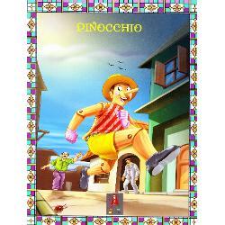 Pinocchio este o marioneta ce prinde viata cu ajutorul magieiBucurati-va de aceasta poveste frumos ilustrataClasica poveste Pinocchio este repovestita iar textul este insotit de ilustratii viu colorate