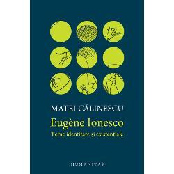 """""""Eugène Ionesco a fost confruntat înc&259; din adolescen&355;&259; cu o dilem&259; identitar&259; – de natur&259; familial&259; etnic&259; lingvistic&259; &351;i desigur cultural&259; inclusiv literar&259; confesional&259; &351;i politic&259; – transformat&259; curând într-un conflict interior… Tân&259;rul care se sim&355;ea exilat în România sa"""