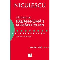 Dictionar italianroman romanitalian pentru toti