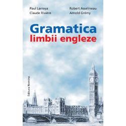 Volumul ofera celor interesati problemele specifice limbii engleze clar explicate exemple pentru intelegerea situatiilor specifice numeroase tabele de sinteza&131; ISBN  978-606-535-468-5 Autor  Paul Larreya Pagini  208