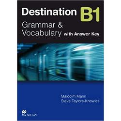 Destination Grammar is the ideal grammar and vocabulary practice book for all students preparing to