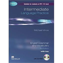 Intermediate Language Practice with key and CD