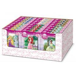 Puzzle-uri cu&160;35 de piese&160;Tematica este inspirata din filmele de desene animate&160;Disney Rapunzel Alba ca Zapada Ariel Belle Cenusareasa TianaPiesele componente sunt protejate de o cutie din carton tare Piesele sunt rezistente la imbinare fabricate cu cea mai recenta tehnologieDimensiuni puzzle25 x 18 cmNumar piese puzzle35 pieseVarsta 4 aniPretbuc