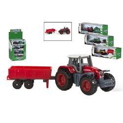 Tractor ferma diecast 172Face parte dintr-o colectie de 3 modele