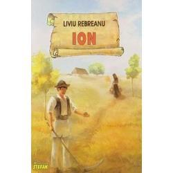 Ion este un roman social obiectiv realist &537;i modern scris de Liviu Rebreanu &537;i ap&259;rut în anul 1920Liviu Rebreanu este creatorul romanului românesc modern deoarece scrie primul roman obiectiv din literatura român&259; Ion &537;i primul roman de analiz&259; psihologic&259; din proza româneasc&259; P&259;durea Spânzura&539;ilorIon este primul roman obiectiv din literatura român&259; fiind ap&259;rut în