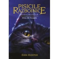 """Aventurile pisicilor r&259;zboinice continu&259; în seria NOUA PROFE&538;IEFii al&259;turi de noua genera&539;ie de pisici r&259;zboinice în încercarea de a face fa&539;&259; profe&539;iei sumbre care amenin&539;&259; nu numai clanurile ci soarta întregii p&259;duri Noile volume au ap&259;rut pe lista """"New York Times a celor mai vândute c&259;r&539;i &537;i au fost nominalizate pentru o multitudine de"""