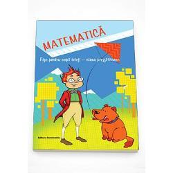 Matematica Auxiliar pentru clasa pregatitoare