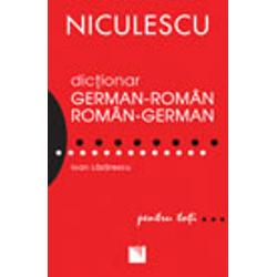 Dictionar germanroman si romangerman pentru toti