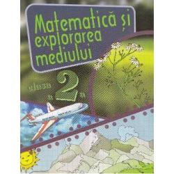 Matematica si explorarea mediului clasa a II a