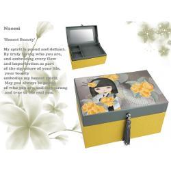 Kimmidoll cutie pt bijuterii Naomi KS0799 imagine librarie clb