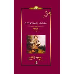 Poezia lui Octavian Goga are o puternic&259; func&539;ie incantatorie Patetic&259; duioas&259; melancolic&259; trist&259; înc&259;rcat&259; cu accente de revolt&259; crea&539;ia liric&259; a scriitorului ardelean are un larg acces spre cititori atât prin darurile ei eufonice deci prin marea expresivitate sonor&259; a unor cuvinte cât &537;i prin capacitatea de reprezentare a unei realit&259;&539;i perceput&259; printr-o