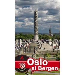 Noua serie de ghiduri turistice Calator pe mapamond este realizata în totalitate de echipa editurii Ad Libri Fotografi profesionisti si redactori cu experienta au gasit cea mai potrivita formula pentru un ghid turistic Oslo si Bergen complet