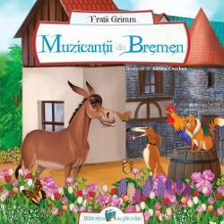 Poveste clasic&259;Muzican&355;ii din Bremen este o poveste despre prietenie semnat&259; de Fra&539;ii Grimm transpus&259; în nenum&259;rate piese de teatru &537;i spectacole pentru copii Poate fi o amintire de neuitat pentru copiii care o descoper&259; singuri în timp ce înva&539;&259; s&259; citeasc&259;Un m&259;gar un câine o pisic&259; &537;i un coco&537; au ajuns