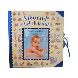 Fiecare zi a bebelusului tau este importanta De fiecare data cand veideschide aceasta carte iti vei aminti cu placere de primul zambet deprimii dintisori sau de primele cadouri primite de copilasul tauAlbumul este realizat in conditii grafice de exceptieDin cuprins- Venirea pe lume a bebelusului;- Povestea de dragoste a parintilor;- Asteptarea sosirii pe lume a bebelusului;- Poveste