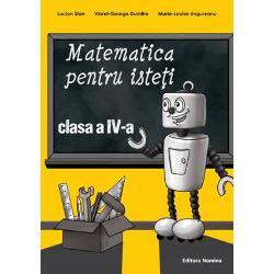 Acest volum va&131; provoaca&131; sa&131; descoperiti matematica Nu este o carte pentru oricine ci doar pentru acei elevi isteti care vor sa&131; rezolve cat mai repede si cat mai bine diferite probleme dificileMerita&131; citita&131; ISBN  978-606-535-497-5 Autor  Lucian Stan Pagini  96