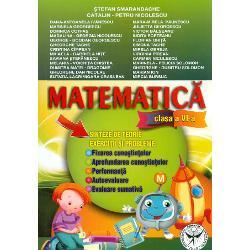Matematica Sinteze de treorie exercitii si probleme clasa VI a
