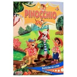 Pinocchio Invatam sa citim la grupa 0