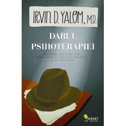 Rezultatul a treizeci si cinci de ani de practica&131; in domeniul psihoterapiei cartea lui Irvin Yalom este un cadou oferit psihoterapeutilor si pacientilor deopotriva&131; Studiile de caz adunate de autor in 85 de capitole perfect slefuite constituie un adeva&131;rat rezervor de sfaturi practice completate de o viziune onesta&131; si revelatoare asupra provoca&131;rilor si recompenselor profesiei de psihoterapeutIntr-o epoca&131; dominata&131; de  Nu te atasa de pacienti  si  Nu le