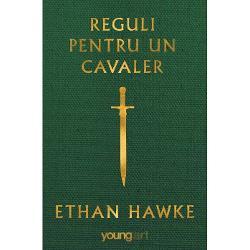 O parabol&259; despre marile întreb&259;ri ale vie&539;ii n&259;scocit&259; de celebrul Ethan Hawke actor scenarist regizor &537;i scriitor nominalizat de patru ori la Premiile OscarUn cavaler temându-se c&259; nu are s&259; se întoarc&259; din b&259;t&259;lia care-l a&537;teapt&259; le scrie o scrisoare copiilor lui încercând s&259;-&537;i transmit&259; mai departe