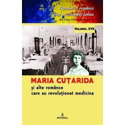 Maria Cu&539;arida-Cr&259;tunescu 1857 – 1919 a fost prima femeie doctor în medicin&259; din România În 1884 ob&539;ine acest titlu la Paris cu o tez&259; despre tratamentul cancerului de col uterinSofia Ogrezeanu s-a n&259;scut la F&259;lticeni în 1920 A intrat la Facultatea de Medicin&259; din Bucure&537;ti în toamna lui 1939 Ca student face diferite stagii primul de practic&259; la oftalmologie al doilea în 1943