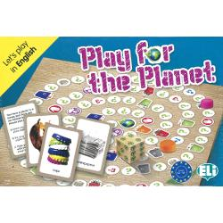Let's play and have a clean world Choose the correct bin for the rubbishand answer the questions Play and practise vocabulary related to theenvironment recycling renewable energy organic agriculture and foodThe box contains• a playing board with 100 spaces;• a dice;• 60 photographic cards;• 72 game cards;• a teacher's booklet