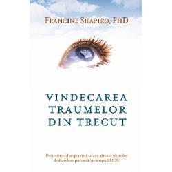 """""""Francine Shapiro a oferit lumii un dar capabil s&259; transforme via&355;a în urma cercet&259;rilor riguroase pe care le-a f&259;cut Metoda &351;tiin&355;ific&259; pe care o ofer&259; ea alin&259; în mod eficient suferin&355;a generat&259; de traumele pe care le-am suferit de-a lungul vie&355;ii mai mari sau mai mici Prin studiile de caz oferite &351;i prin instruc&355;iunile clar prezentate"""