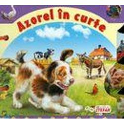 Azorel in curte