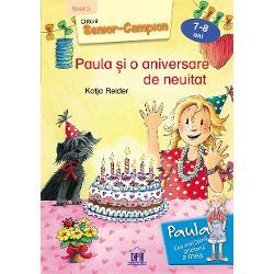 Iuhuuu În curând vine ziua Paulei Cu siguran&539;&259; va fi o petrecere mare la care vor participa to&539;i colegii ei Dar ce s&259; vezi Sofia cea arogant&259; i-a luat-o înainte &537;i i-a invitat deja pe to&539;i la aniversarea ei care este exact în aceea&537;i zi A&537;a c&259; Paula este tare mâhnit&259; &537;i trist&259; Din fericire o are al&259;turi pe Elena prietena ei pe care se poate baza întotdeauna Iar Elena are un plan