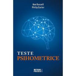 Cartea cuprinde 40 de teste psihometrice absolut noi si doua teste de inteligenta Testele psihometrice acopera subiecte variate ca asumarea riscurilor rolul de conducator optimismul agresivitatea tactul ambitia toleranta imaginatia Testele de inteligenta folosesc cuvinte si numere matematica si desene pentru a va investiga capacitatile verbale numerice logice si de orientare spatiala Autorii va propun circa 1000 de intrebari individuale Pentru toate testele sunt incluse