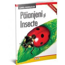 Terminologia &537;tiin&539;ific&259; referitoare la lumea animalelor este dificil de în&539;eles ceea ce îi face pe copii s&259; nu fie prea entuziasma&539;i de subiect De aceea am ini&539;iat atractiva serie de enciclopedii Lumea Animalelor care cuprinde titlurile P&259;s&259;ri P&259;ienjeni &537;i Insecte Mamifere Amfibieni Pe&537;ti Balene &537;i delfini Primate Creaturile m&259;rii &537;i Dinozauri Fiecare dintre aceste c&259;r&539;i are imagini