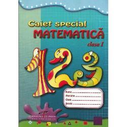 Caiet-auxiliar pentru matematica - clasa I in conformitate cu programa