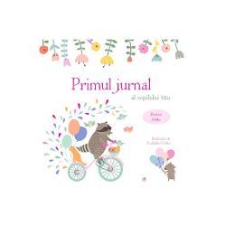 Primul jurnal al copilului tau. Pentru fetite