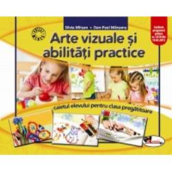 Arte vizuale si abilitati caiet clasa pregatitoare