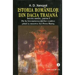 Istoria romanilor din Dacia Traiana volumul II