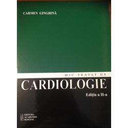 Mic Tratat de Cardiologie (editia a II-a) imagine librarie clb