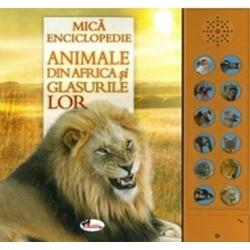 Animale din africa si glasurile lor