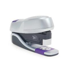 Capsator plastic Rapesco X5 15 coli gri