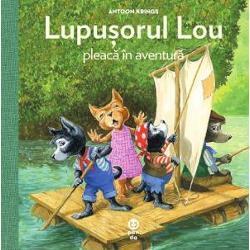 Lou &537;i lupu&537;orii se hot&259;r&259;sc s&259; construiasc&259; o plut&259; cu care s&259; coboare pe râu To&355;i sunt bucuro&537;i &537;i dornici s&259; dea o mân&259; de ajutor Doar fr&259;&355;iorul lui Lou micul Loulou este sup&259;rat c&259; nu va merge &537;i el în c&259;l&259;torie Dar nimeni nu &537;tie cât de iste&355; este micul Loulou &537;i în ce încurc&259;turi poate s&259; intreAntoon